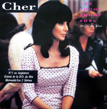 Cher The Shoop Shoop Song