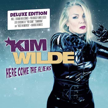 Kim Wilde Here Come The Aliens Deluxe Edition