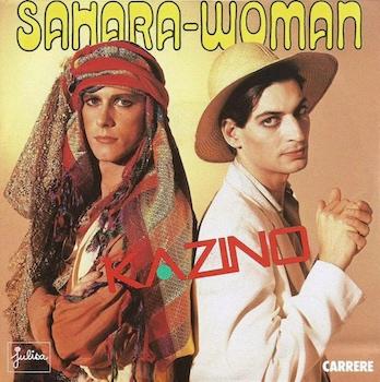 Sahara Woman Kazino