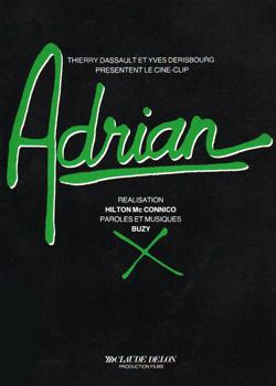 Buzy Adrian livret