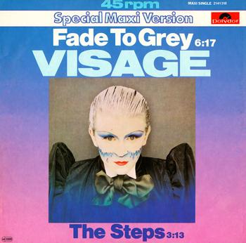 Visage Fade To Grey maxi
