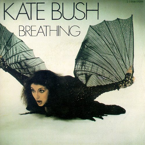 Kate Bush Breathing Pop Music Deluxe