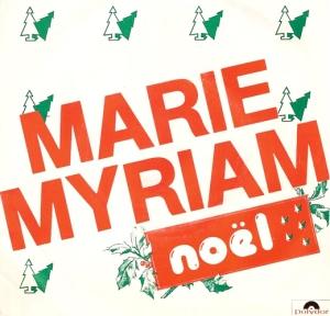 Marie Myriam Noël Pop Music Deluxe