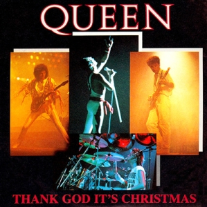 Queen Thank God It's Christmas Pop Music Deluxe