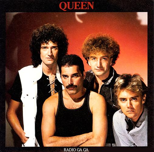Queen Radio Ga Ga Pop Music Deluxe