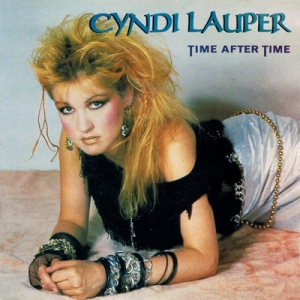 Cyndi Lauper Time After Time Pop Music Deluxe