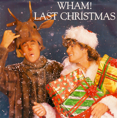 Wham! Last Christmas Pop Music Deluxe