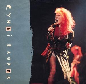 Cyndi Lauper When You Were Mine Pop Music Deluxe