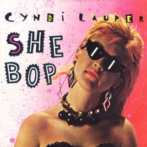 Cyndi Lauper She Bop Pop Music Deluxe