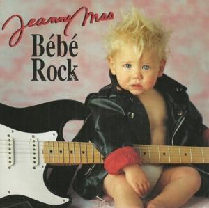 Jeanne Mas Bébé rock Pop Music Deluxe