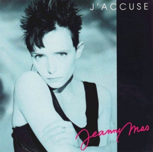 Jeanne Mas J'accuse Pop Music Deluxe