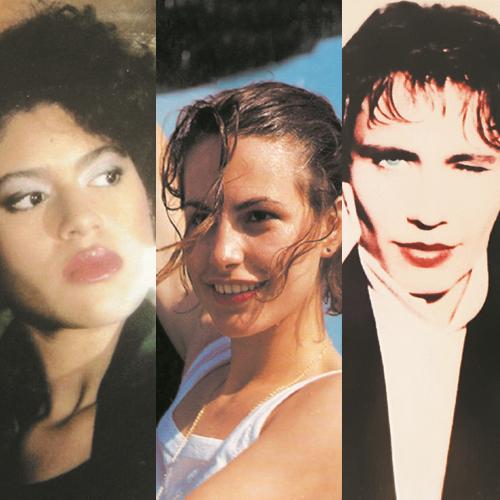 Les chanteuses d'Alain Chamfort Pop Music Deluxe