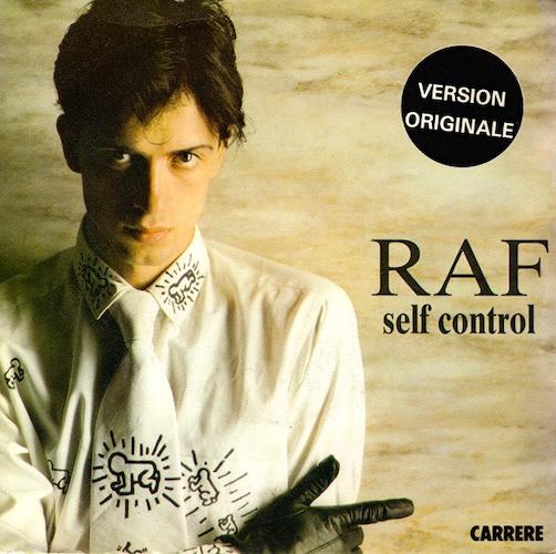 Raf Self Control Pop Music Deluxe