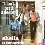 Sheila I Don't Need A Doctor Pop Music Deluxe