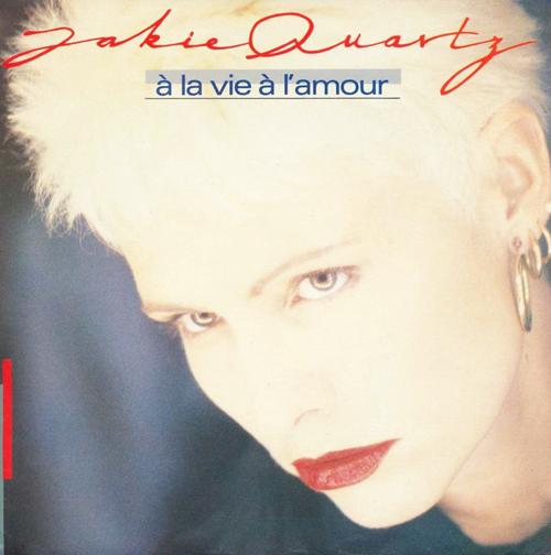 Jakie Quartz A la vie a l'amour Pop Music Deluxe