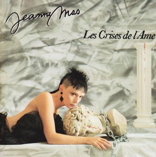 Jeanne Mas Les crises de l'ame Pop Music Deluxe