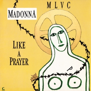 madonna like a prayer maxi