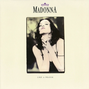madonna like a prayer single
