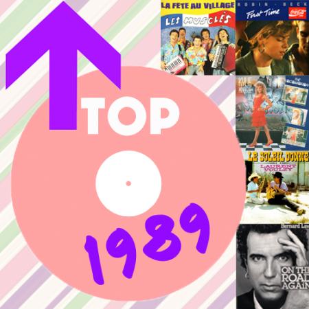 Top 50 mars 1989