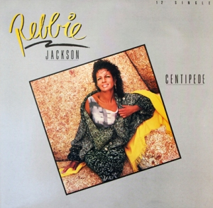 Rebbie Jackson Centipede maxi Pop Music Deluxe