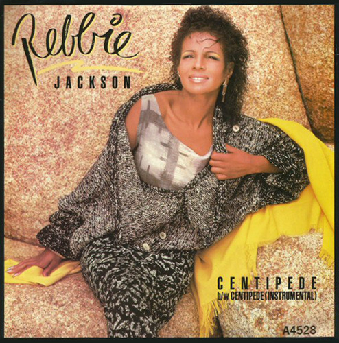 Rebbie Jackson Centipede Pop Music Deluxe