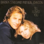Barbra Streisand Don Johnson Pop Music Deluxe