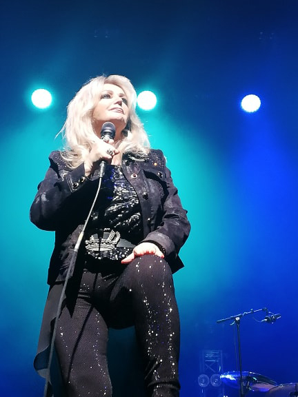 Bonnie Tyler live Pop Music Deluxe