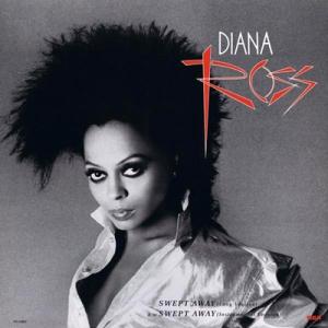 Diana Ross Swept Away maxi Pop Music Deluxe