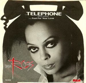 Diana Ross Telephone Pop Music Deluxe