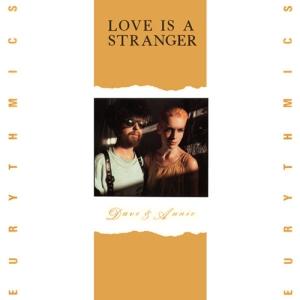 Eurythmics Love is a Stranger US
