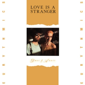 Eurythmics Love is a Stranger US