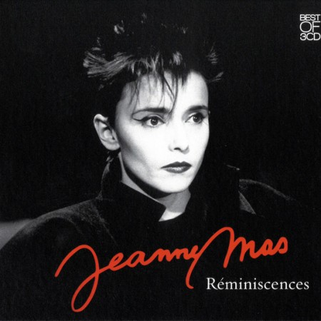 Jeanne Mas Réminiscences CD Pop Music Deluxe