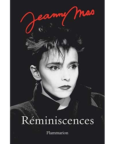 Jeanne Mas Réminiscences livre Pop Music Deluxe