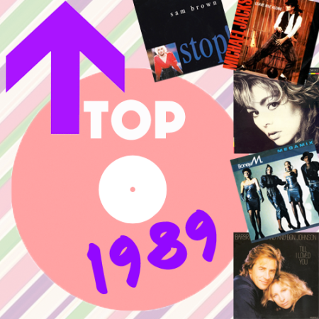Top 50 mai 1989 Pop Music Deluxe