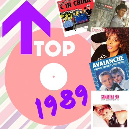 Top 50 juin 1989 Pop Music Deluxe
