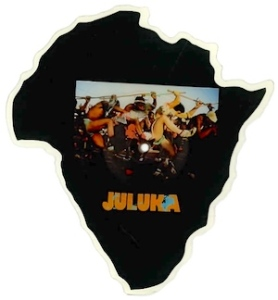 Juluka - Scatterlings of Africa Pop Music Deluxe