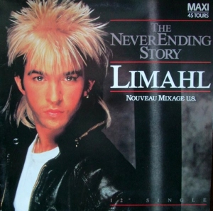 Limahl - The NeverEnding Story maxi Pop Music Deluxe