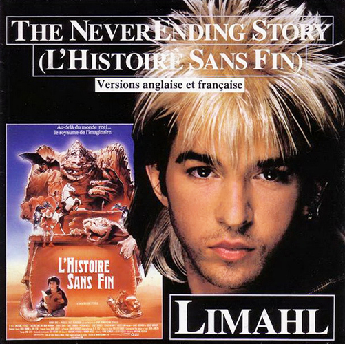 Limahl - The NeverEnding Story Pop Music Deluxe