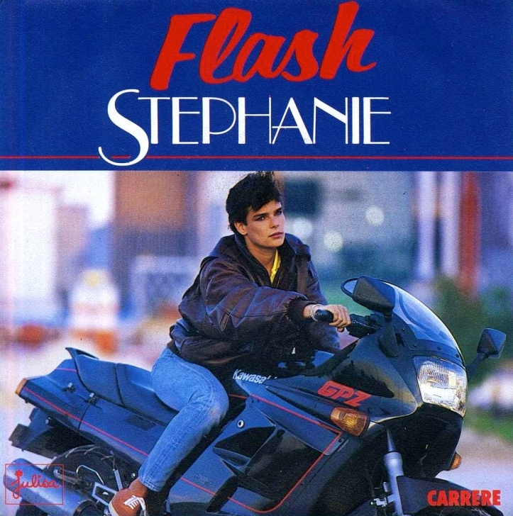 Stephanie - Flash Pop Music Deluxe