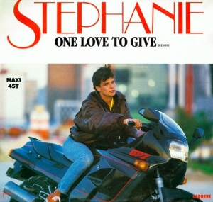 Stephanie - One Love to Give Pop Music Deluxe