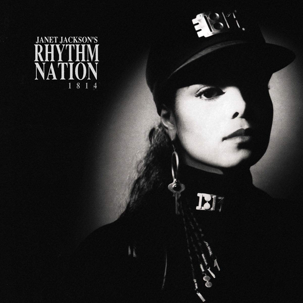 Janet Jackson - Rhythm Nation 1814 Pop Music Deluxe