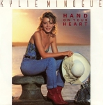 Kylie Minogue - Hand on Your Heart Pop Music Deluxe