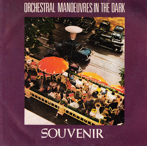 OMD Souvenir Pop Music Deluxe