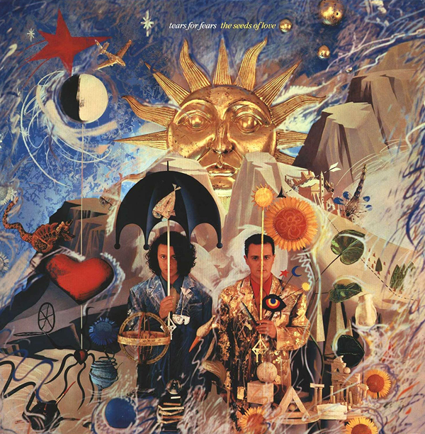 Tears for Fears - The Seeds of Love Pop Music Deluxe