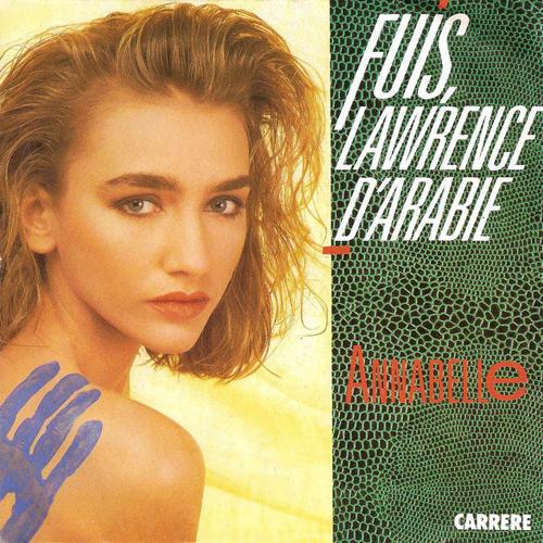 Annabelle Fuis Lawrence d'Arabie