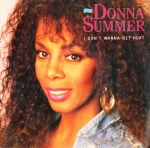 Donna Summer I don't wanna get hurt Pop Music Deluxe