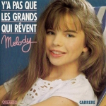 Melody Y a pas que les grands qui revent Pop Music Deluxe