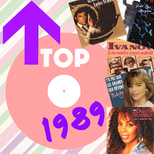 Top 50 novembre 1989 Pop Music Deluxe