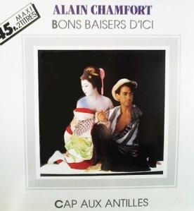 Alain Chamfort Bons baisers d'ici Pop Music Deluxe