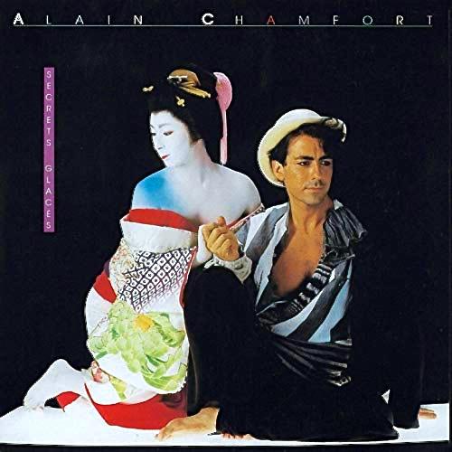 Alain Chamfort Secrets glacés Pop Music Deluxe